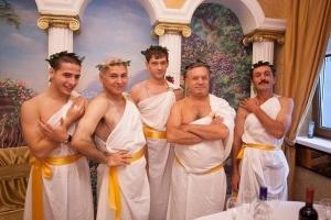 Греческий банкет